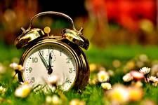 Les changements d'heure