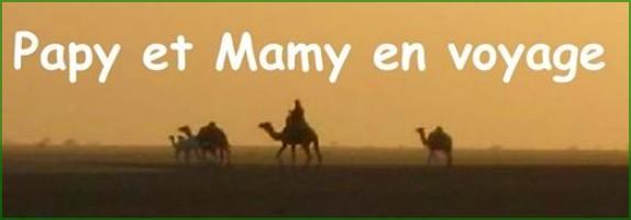 Papy et Mamy en Voyage